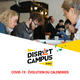 Face au COVID-19, le programme Disrupt' Campus UBO s'adapte !