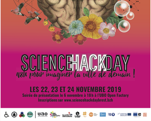 Science Hack Day Brest 2019